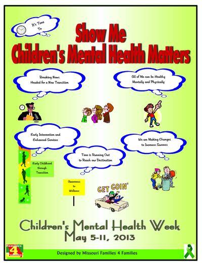 2013 CMHW Poster