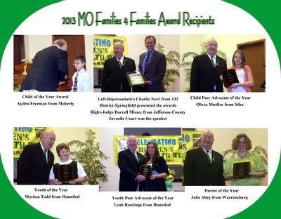 2013 MO F4F Awards