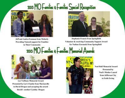 2013 MO F4F Special Awards